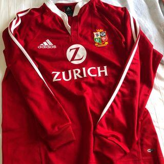 Jersey from Lions Tour 2005 in NZ