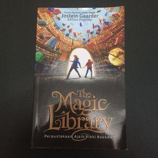 The Magic Library by Jostein Gaarder