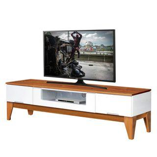 WITH DELIVERY TV Console Cabinet