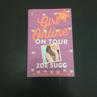Novel Girl Online on Tour by Zoe Sugg