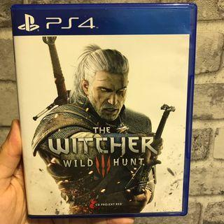 [USED] PS4 Game - The Witcher 3: Wild Hunt