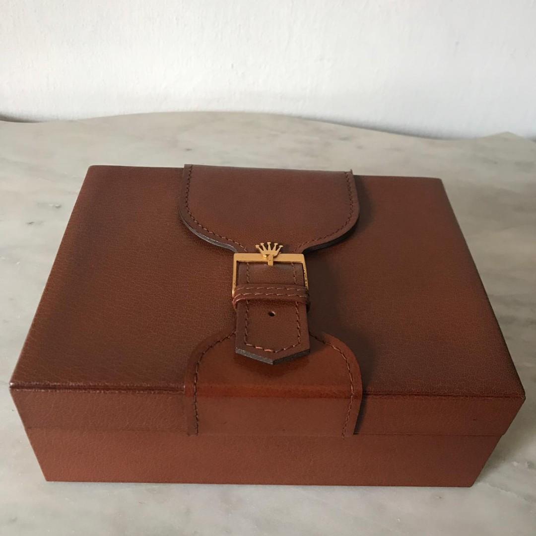 18238 Rolex Classic Box Brown