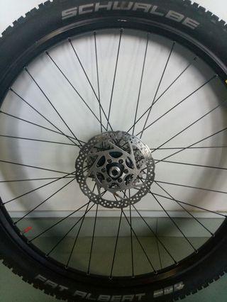 Rear Wheel 27.5