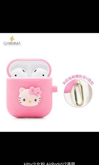 Hello kitty airpod cover