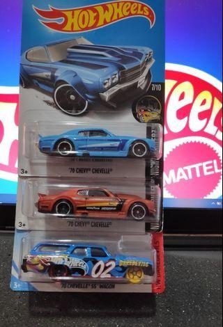 Hot Wheels 100%Original Mattel