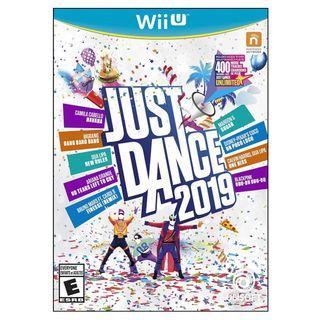 Just Dance 2019 - Wii U Game