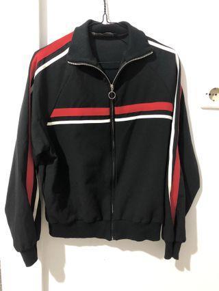[ZARA] stripe jacket