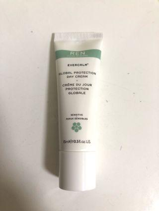 Ren evercalm global protection day cream 15ml