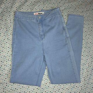Light blue Supre jeans