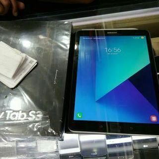 Samsung Tab S3 9.7inch Resmi Sein mulus Apik fullset ori
