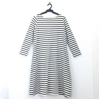 MUJI Striped Dress