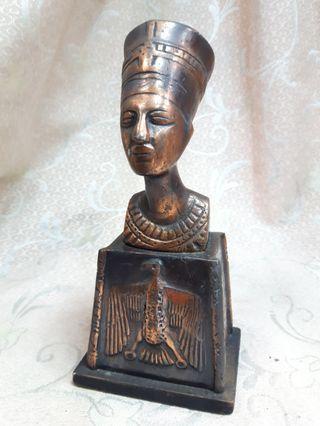 埃及 法老王 銅雕 擺飾