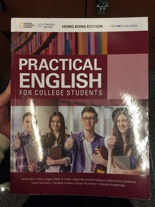 Practical English for college students