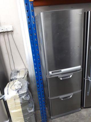Mitsubishi 3 door Refrigerator / frigde warranty 1 months
