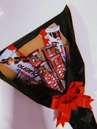 🚚 Chocolate bouquet 💐 graduation/ mother's day/ birthday / monthsary / anniversary/ surprise