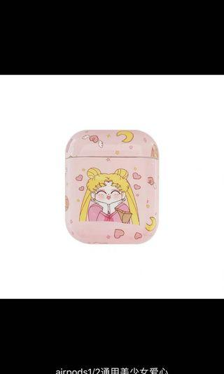 Sailormoon airpod cover