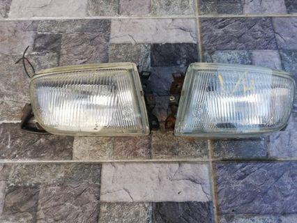 Spotlight Nissan Sentra B14 Foglamp Nissan Pulsar N15