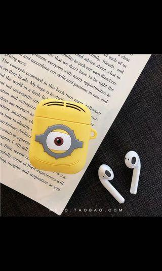 Minion airpod cover