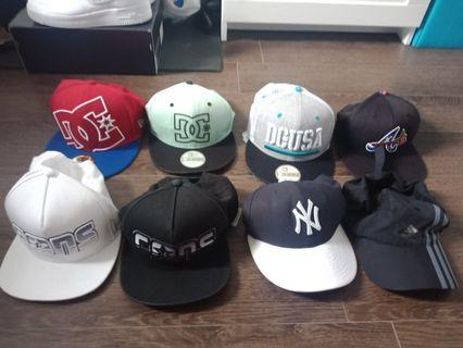 Mint Condition Snapback Hats / Caps for sale 🔥👍