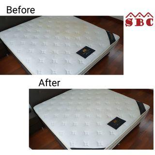 Mattress, sofa, carpet, chairs cleaning services