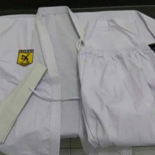 Baju Karate Sabuk Putih