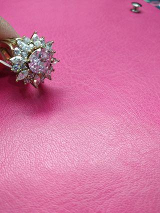 Pink crystal authentic