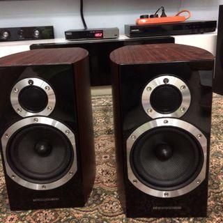 Wharfedale Diamond Speakers