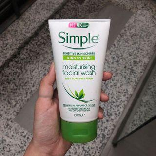 (FREE POSTAGE) SIMPLE CLEANSER