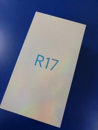 Oppo R17 全新未拆