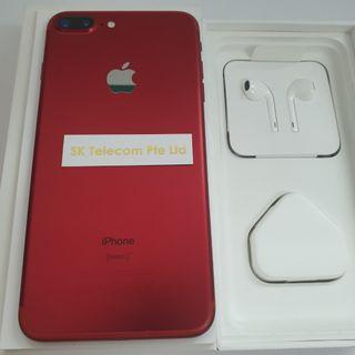 Apple iPhone 7+ 128GB RED (PRODUCT)