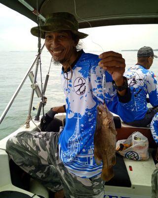 Boat fishing / boat charter @chillkruz