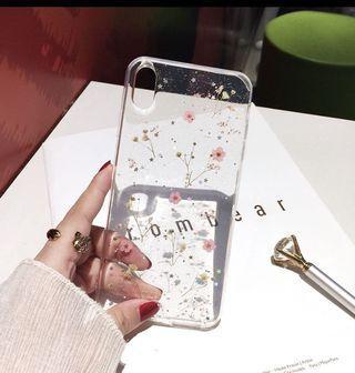 🚚 Dried Flower Phone Case