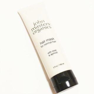 john masters organics Rose & Apricot Hair Mask 148ml 玫瑰杏桃護髮膜