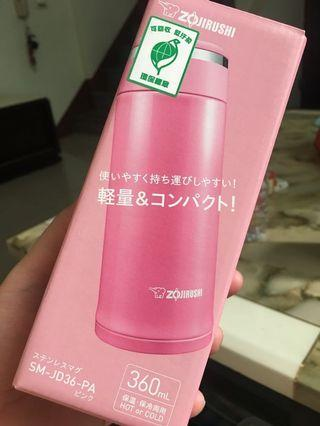 🚚 象印 保溫瓶 SM-JD36