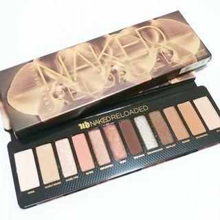 URBAN DECAY Naked Reloaded Eyeshadow Palette 12色眼影組合