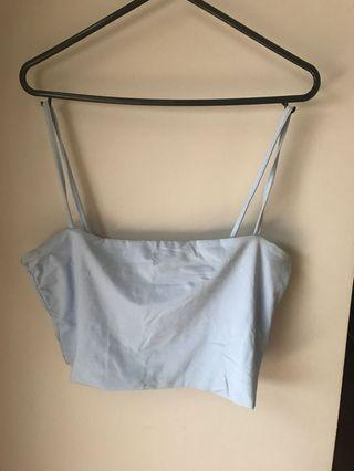 Kookai crop tops all size 2