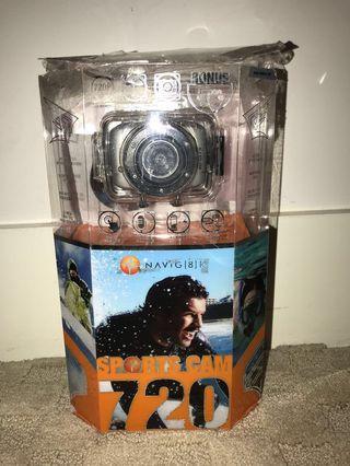 Navig[8]r 720p Underwater Sports Camera
