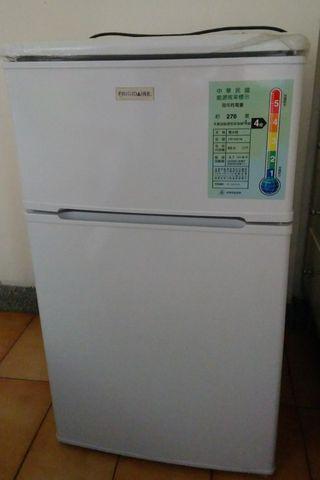 小冰箱88L