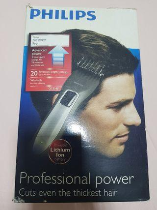 MOVING OUT SALE: Cordless Hair Clipper / Razor