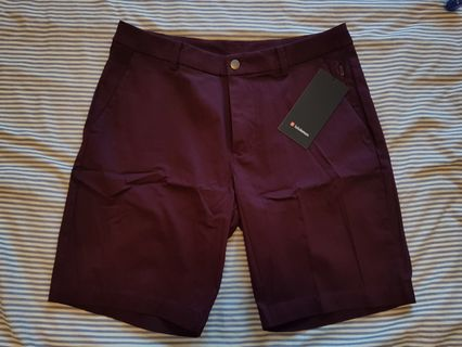 b01b2e2bc01f29 Retail  132 New Lululemon ABC Commission Short Slim sz32