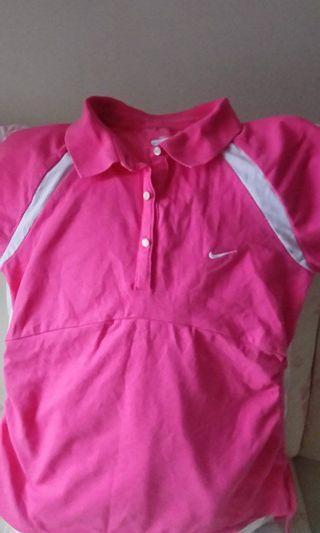 正版Nike 女裝短袖運動衫 單車行山網球羽毛球