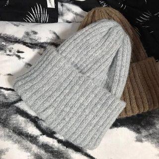 🚚 (全新)男女皆可戴灰色咖啡色毛帽