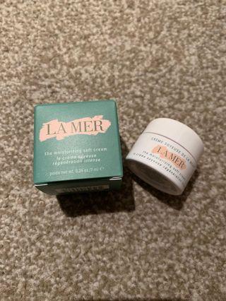 La Mer The Moisturizing Soft Cream - 7ml