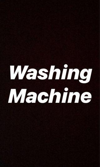 WASHING MACHINE TO BLESS