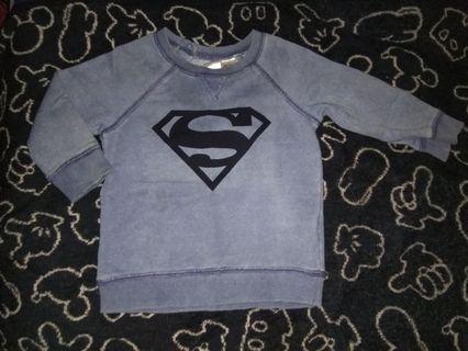Swetshirt hnm baby