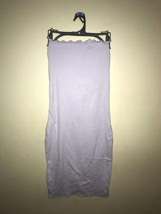 Kookai strapless dress size 2
