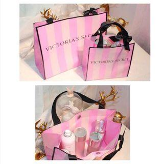 [PO] Victoria's Secret VS sports/ exercise/ fitness/ shoulder/ beach/ handbag/ tote/ lunch/ bento/ grocery bag $14