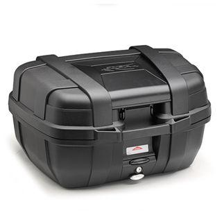 Kappa KGR 52L Topbox With Baseplate & Installation (BLACK)