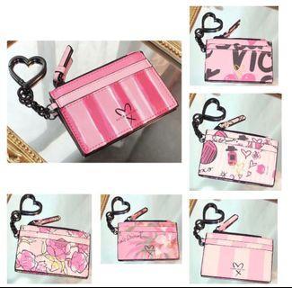 [PO] Victoria's Secret VS card/ ezlink holder $16