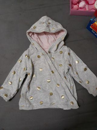 Cotton On Baby Hoodie Sweater